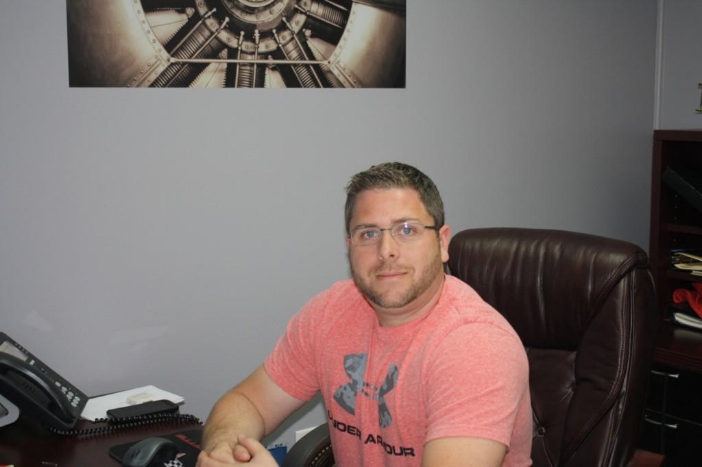 Landon Mercer - General Manager - Estimator